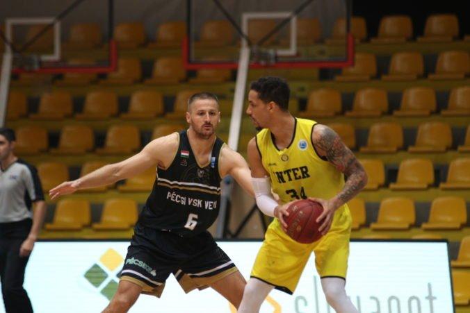 Basketbalisti Interu začali Európsky pohár FIBA tesným triumfom, poradili si s maďarským tímom