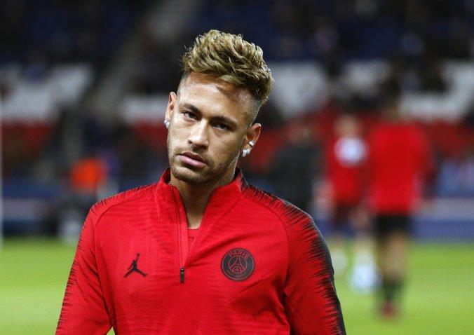 France Football zdôvodnil absenciu hviezdneho Neymara v tridsiatke najlepších v ankete Zlatá lopta 2019