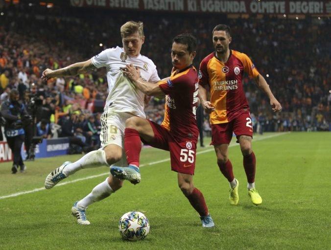 Hazard naservíroval loptu Kroosovi a Real Madrid zvíťazil v dôležitom zápase Ligy majstrov