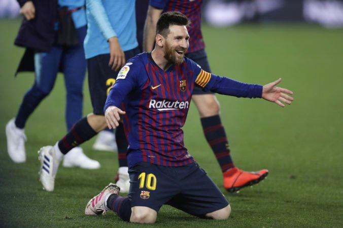 """Španielska liga nechce """"El Clásico"""" počas pracovného týždňa v decembri, zvažuje právne kroky"""
