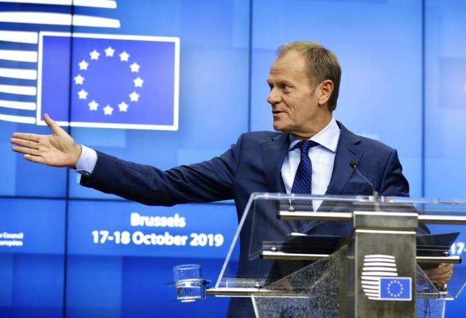 Tusk nechce brexit bez dohody, pre členské štáty Európskej únie má odporúčanie
