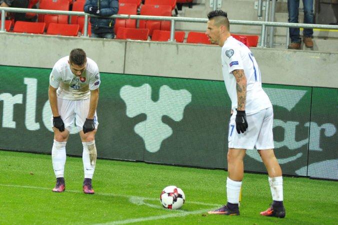 Slovensko kleslo v rebríčku FIFA o dve priečky, Francúzsko stráca 29 bodov na prvé Belgicko