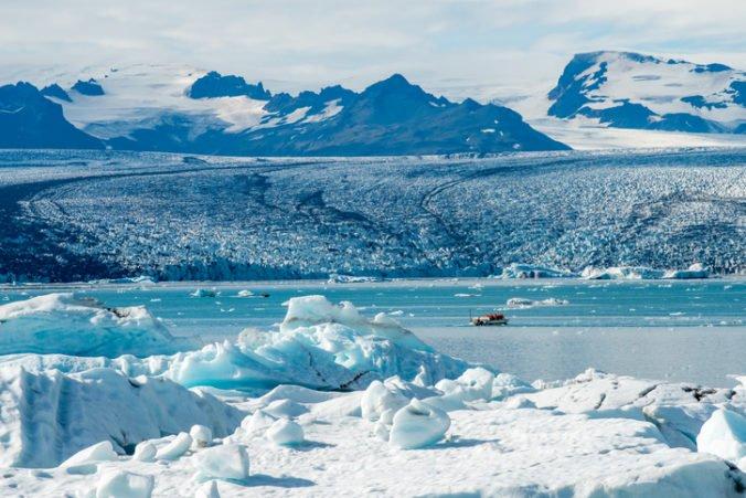 Ľadovec Vatnajökull sa rýchlo topí, vedci v krátkom čase zaznamenali ohromný rozdiel