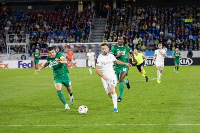 """Slovanista Šporar skóroval aj proti """"vlkom"""" a je najlepším strelcom Európskej ligy"""