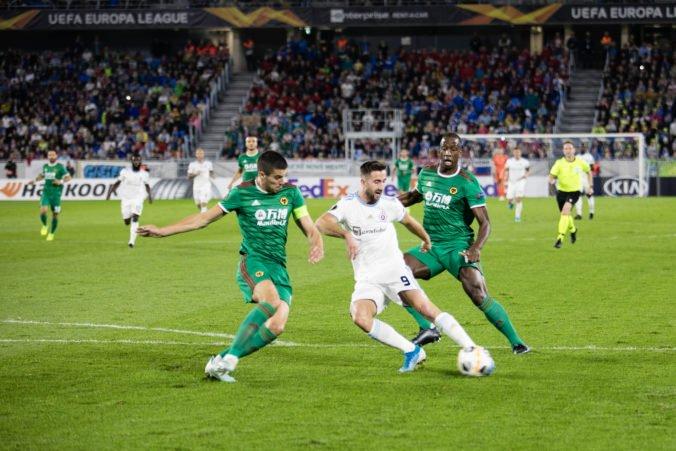 Urobili sme dve chyby, ktoré nepatria na túto úroveň futbalu, povedal Šporar po prehre Slovana