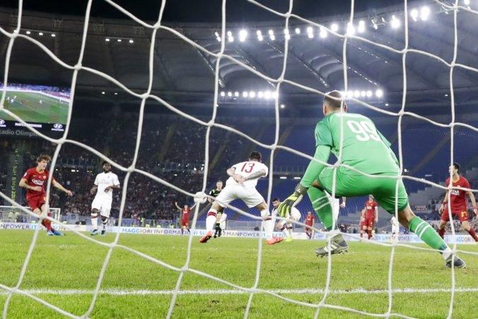 Video: AS Rím zdolal AC Miláno, Atalanta strelila sedem gólov a Neapol remizoval