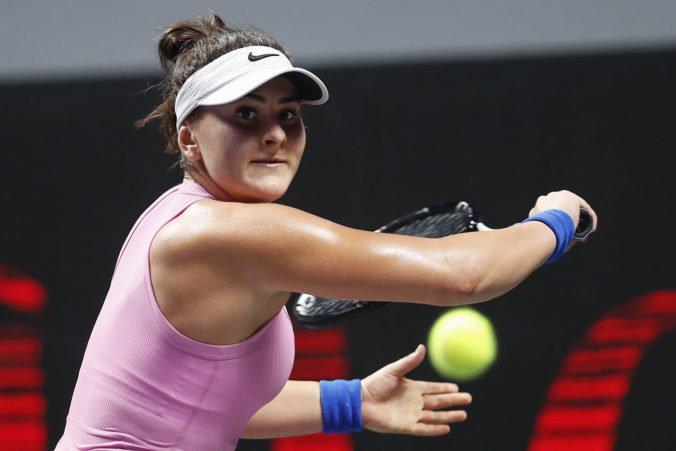 Video: Halepová vstúpila do WTA Finals víťazstvom nad Andreescovou, Svitolinová taktiež úspešne nad Plíškovou