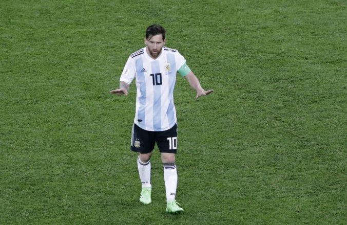 Messi zrejme odíde do futbalového dôchodku bez najcennejšej reprezentačnej trofeje