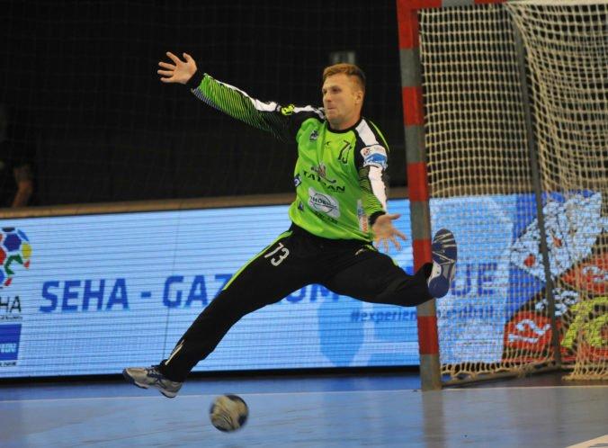 Prešov neodplatil Záporožiu prehru v SEHA League, na Ukrajine podľahol o šesť gólov