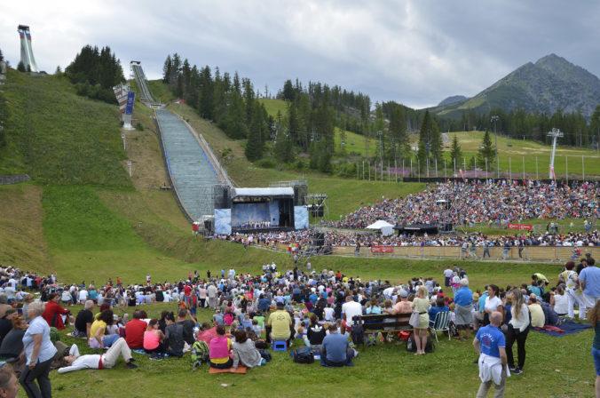 Pod Tatrami je nevyhovujúca infraštruktúra pre skoky na lyžiach, veľký mostík by sa musel znovu postaviť