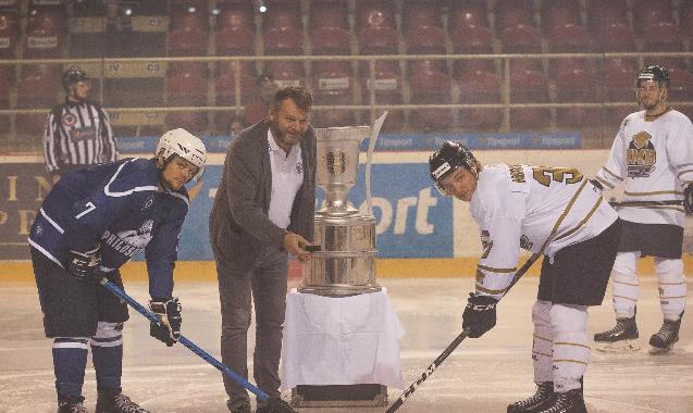 UMB Hockey Team zatiaľ bez premožiteľa