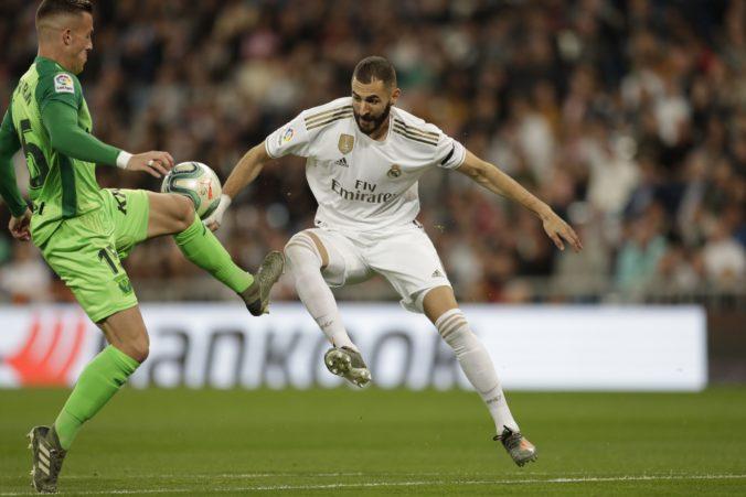 Video: Triumf Realu 5:0 režíroval Benzema, Celta s Lobotkom v zostave tesne prehrala
