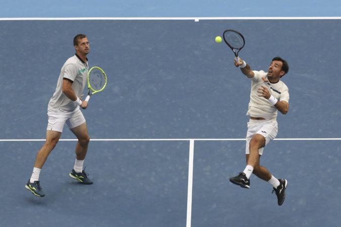 Polášek s Dodigom si zahrajú na Turnaji majstrov, v Paríži postúpili do semifinále
