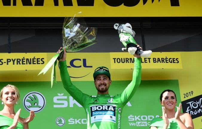 Útok na triumfy v bodovacej súťaži na Gire aj Tour de France? Sagan má na to predpoklady, tvrdí Svorada
