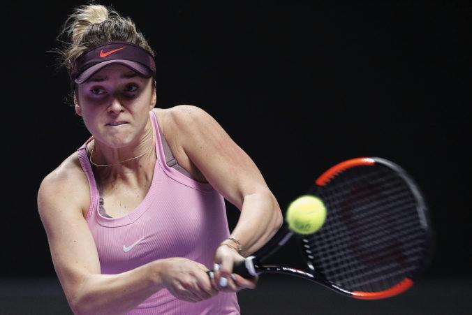 Video: Svitolinová bez zaváhania postúpila do semifinále WTA Finals, ďalej ide aj Plíšková