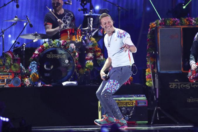 Coldplay zahrá nový dvojalbum na dvoch špeciálnych koncertoch, ktoré bude streamovať na YouTube