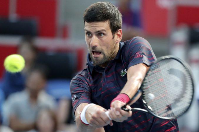 Video: Djokovič získal v Paríži svoj 77. titul vo dvojhre, v rebríčku sa dotiahol na McEnroea