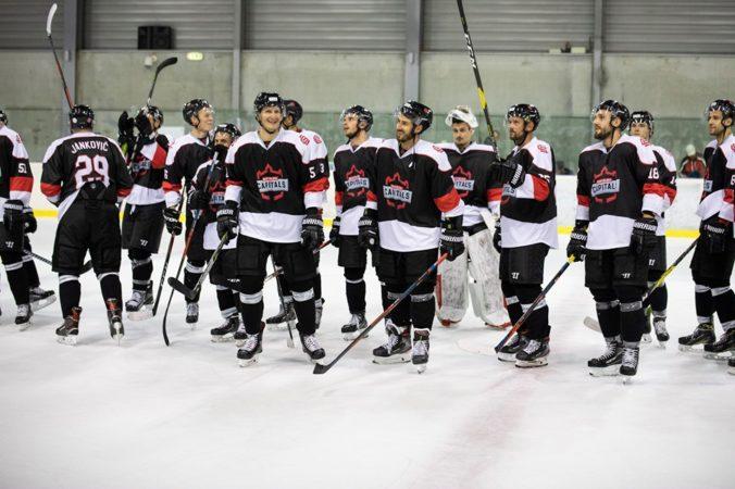 HC Bratislava Capitals deklasoval Levice, piatimi bodmi sa blysol Buc