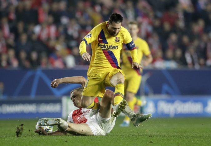 Neapol je krok od osemfinále Ligy majstrov, Slavia Praha chce výkonom nadviazať na duel s FC Barcelona