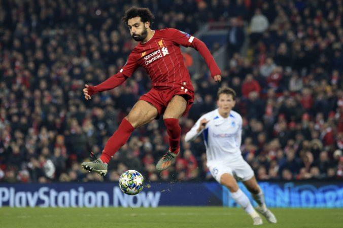 FC Liverpool je prvým anglickým klubom, ktorý v európskych súťažiach odohral 400 zápasov