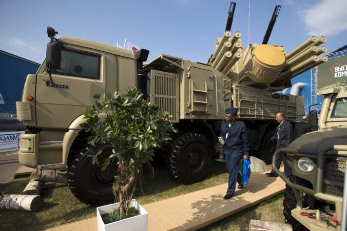 Srbsko kúpilo od Ruska protiraketový systém Pantsir-S, USA varovali Belehrad pred sankciami