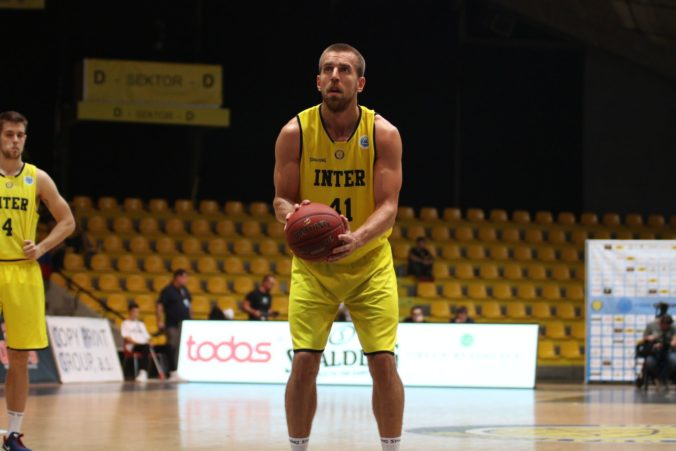 Inter Bratislava má druhú prehru v Európskom pohári FIBA a v tabuľke A-skupiny je posledný