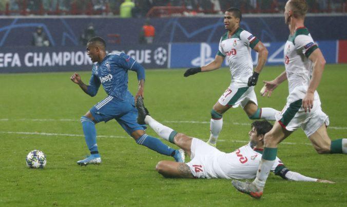 Juventus ako piaty tím prekonal hranicu 300 gólov v Lige majstrov, víťazný v Moskve bol lahôdkový