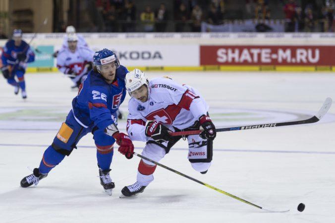 Nemecký pohár: Slovensko – Švajčiarsko (hokej – online)