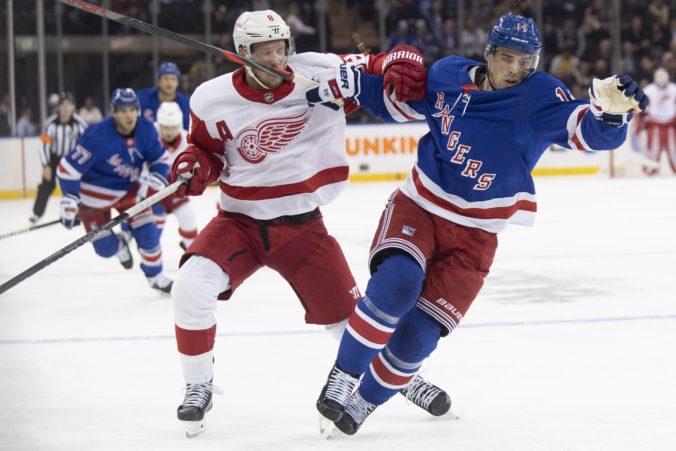 """Video: Detroit ťahá v NHL čiernu sériu, Jurčo sa vrátil do zostavy """"olejárov"""""""