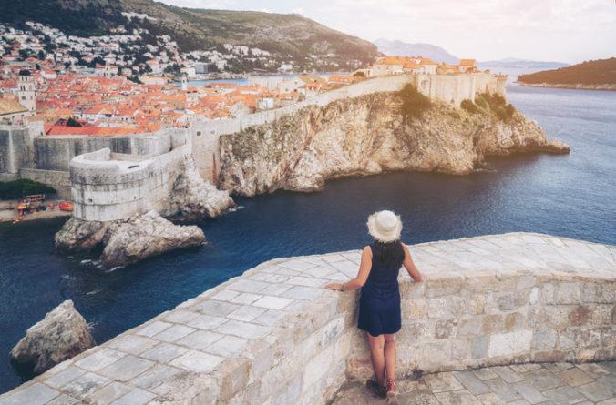 Chorvátsko navštívilo rekordných 20 miliónov ľudí, obľúbenými destináciami sú Dubrovník aj Split