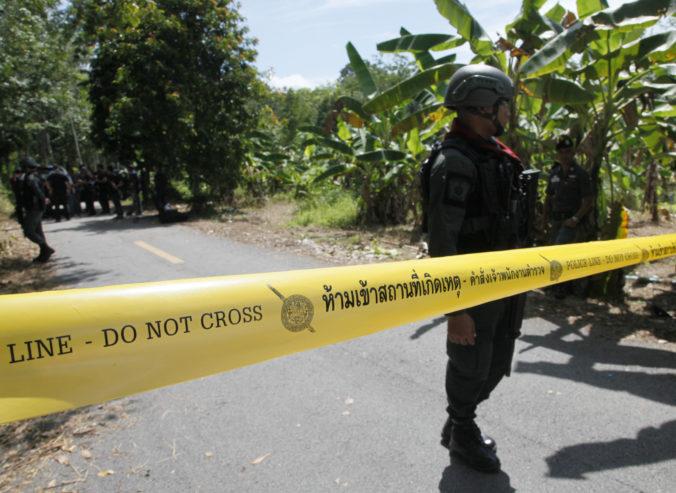 Thajská vláda schválila zákaz nočného vychádzania na juhu krajiny