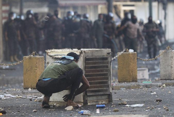 Amnesty International vyzvala iracké úrady na ukončenie krviprelievania v krajine