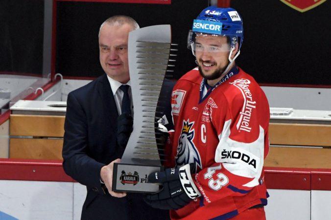 Českí hokejisti zdolali aj Rusov a druhýkrát v histórii vyhrali Karjala Cup