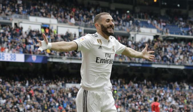 Karim Benzema prekonal legendárneho Ferenca Puskása a je šiestym najlepším strelcom Realu