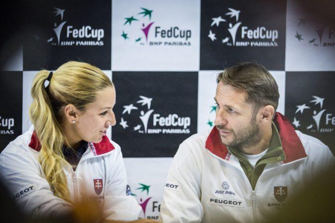 Boli sme neskutočne silný tím, vraví tréner Matej Lipták o spolupráci s Dominikou Cibulkovou