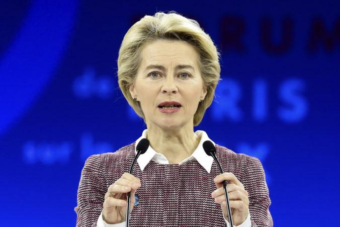 Brusel chce nového britského eurokomisára, Von der Leyenová očakáva od Johnsona skorú odpoveď
