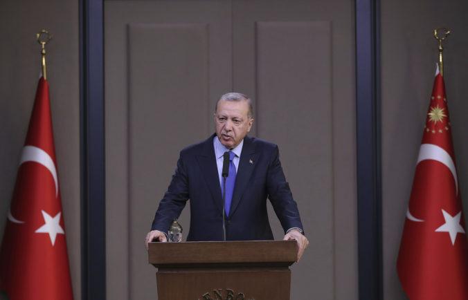 Erdogan pohrozil Európskej únii, mohli by prepustiť všetkých väzňov z Islamského štátu