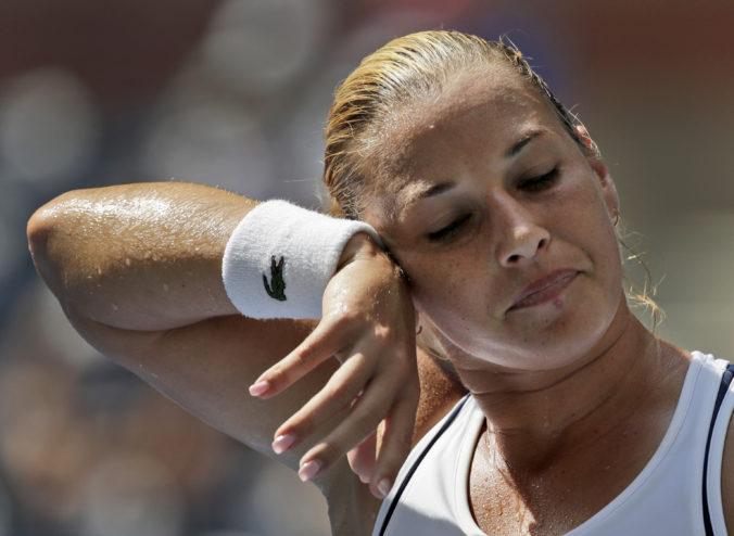 Foto: Dominika Cibulková oznámila koniec kariéry, stala sa najúspešnejšou slovenskou tenistkou histórie