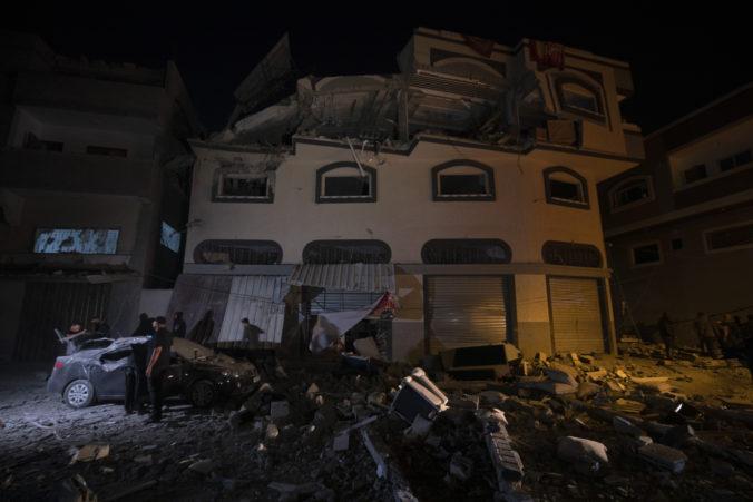 Izraelské stíhačky zabili veliteľa extrémistickej skupiny Palestínsky islamský džihád