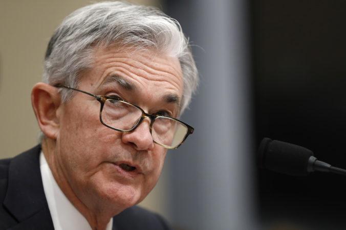 Šéf Fed-u vyzval Kongres, aby riešil problém rastúceho rozpočtového deficitu