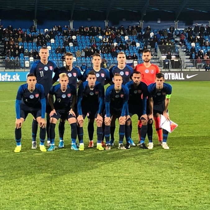 """Slovenská futbalová """"21"""" v kvalifikácii zdolala Gruzínsko, v závere zápasu vzplanuli vášne"""