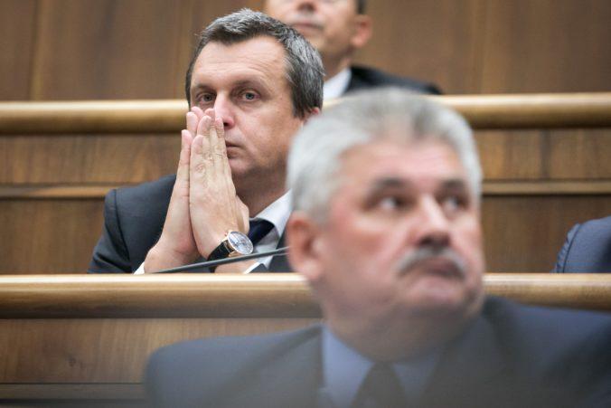 Danko nedovolí, aby nejaký Richter ničil prácu SNS a konanie Smeru označil za politické chrapúnstvo