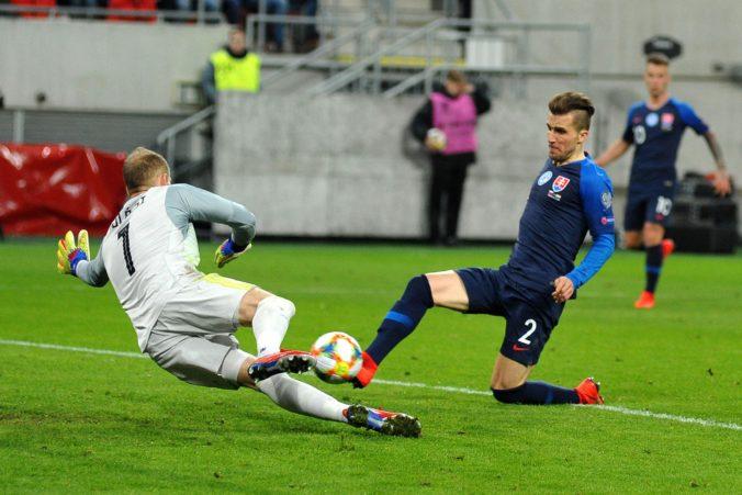 Slovenskí futbalisti musia v kvalifikácii o Euro 2020 zdolať Azerbajdžan a dúfať v remízu vo Walese