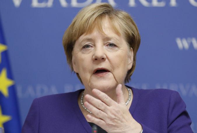 Merkelová plánuje po prvý raz navštíviť bývalý koncentračný tábor Auschwitz