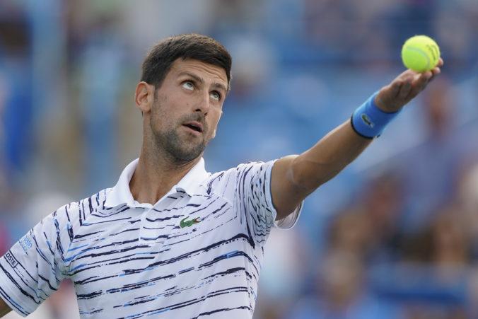 Novak Djokovič chce byť najlepším hráčom histórie, jeho otec sa vyjadril aj k pískaniu na US Open