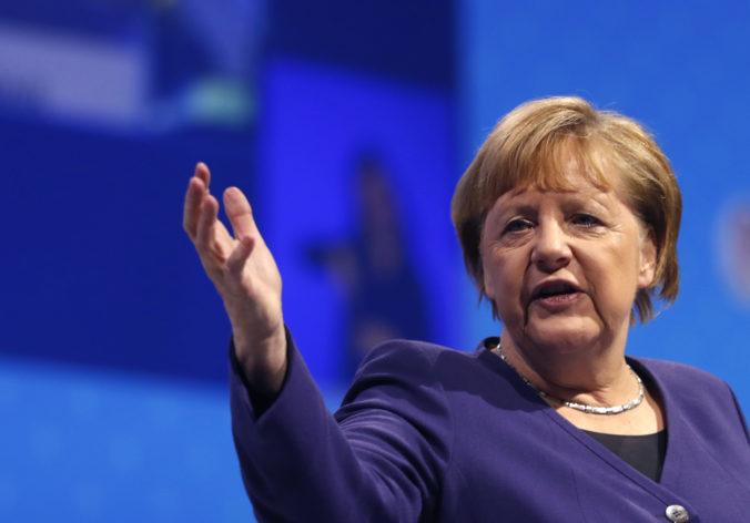 Merkelová je nemeckou kancelárkou už 14 rokov, vyjadrila sa k najdôležitejším výzvam budúcnosti
