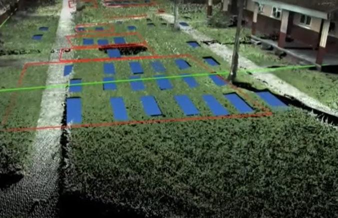 Pod strednou školou na Floride odhalil radar rakvy, mali by tam pochované stovky ľudí