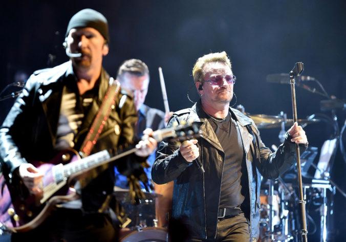 U2 sú najúspešnejšou koncertnou kapelou desaťročia, v prvej trojke je aj Ed Sheeran