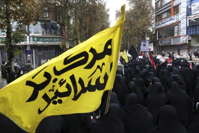 V Iráne zatkli okolo sto lídrov protestov, Rúhání deklaruje víťazstvo nad nepriateľským spiknutím
