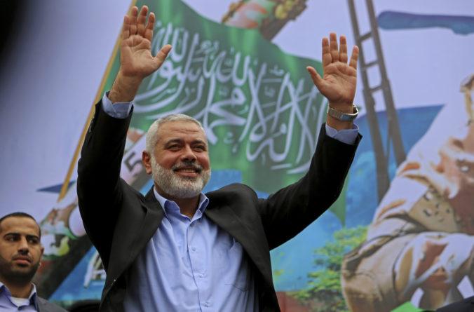 Žaloba na izraelského premiéra Netanjahua zvýšila podľa Hamasu morálku Palestínčanov